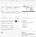 Website Design Build Host | Blender Design
