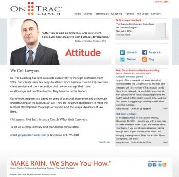 Ontrac Coaching - redux